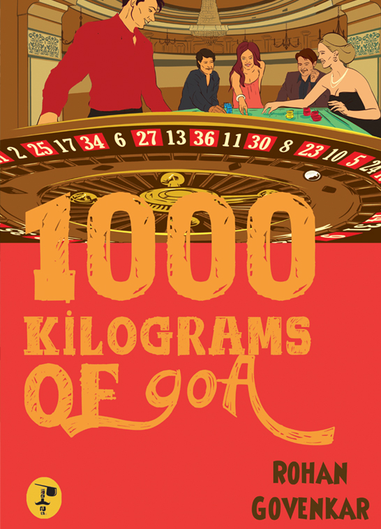 1000 Kilograms of Goa front