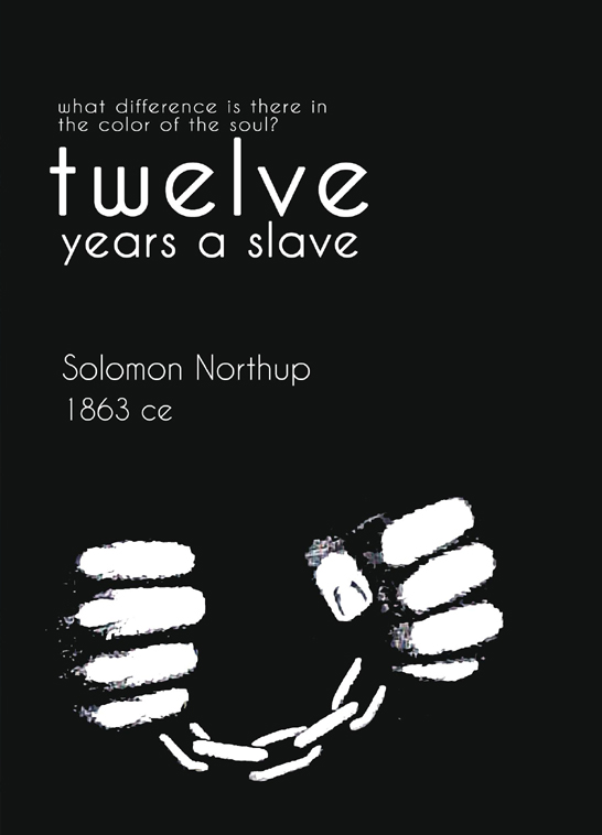 12 Years a Slave front