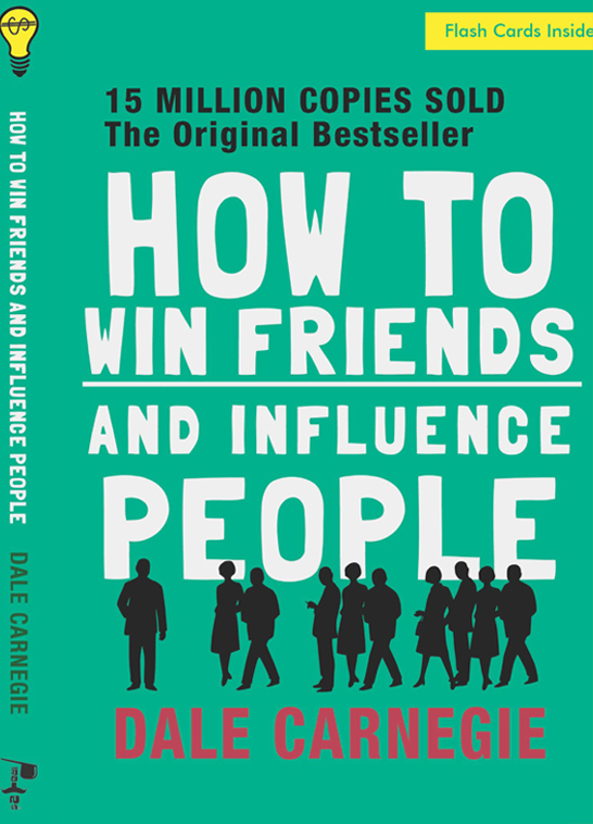How To Win Friends And Influence People front