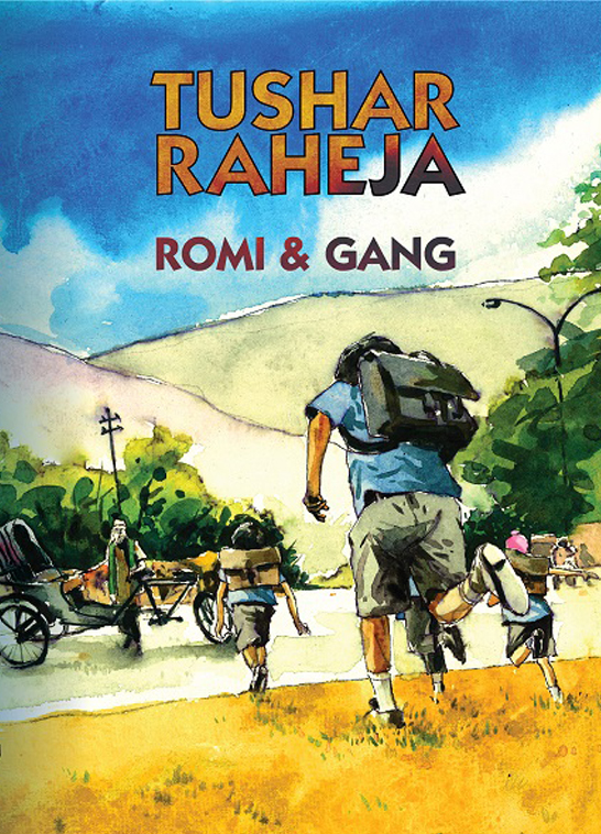 Romi and Gang front