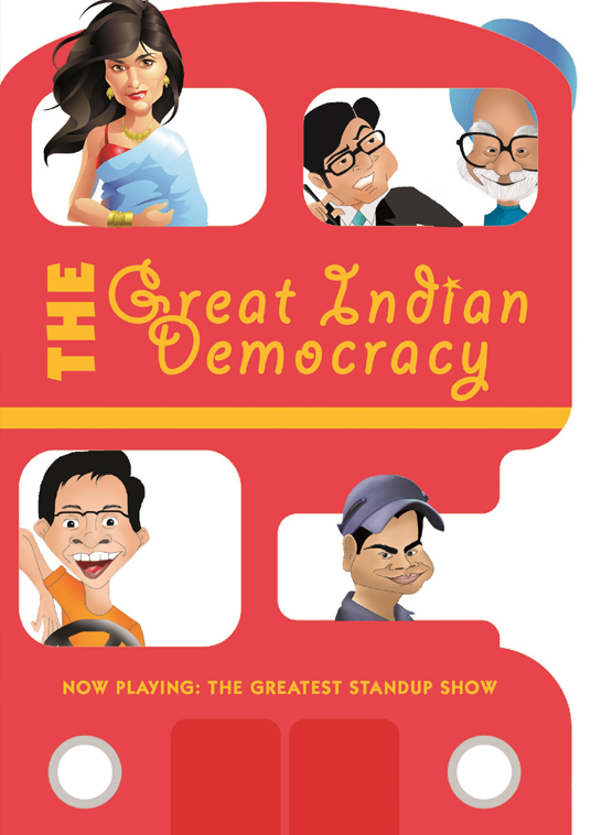 The Great Indian Democracy front