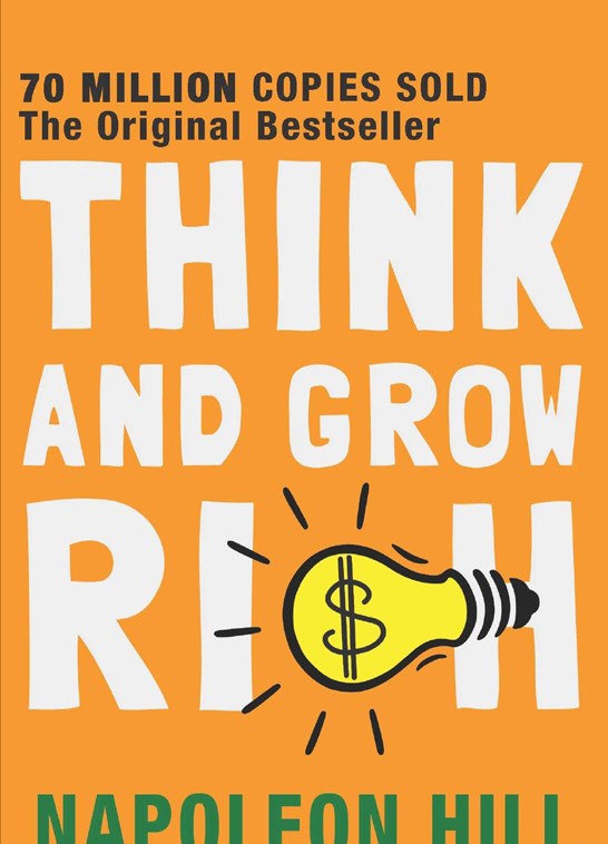 Think And Grow Rich front