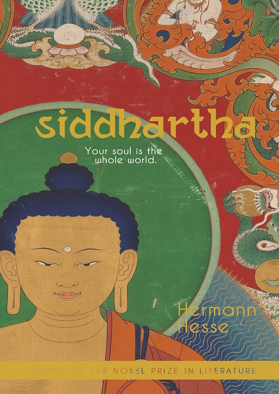 Siddhartha front cover reference