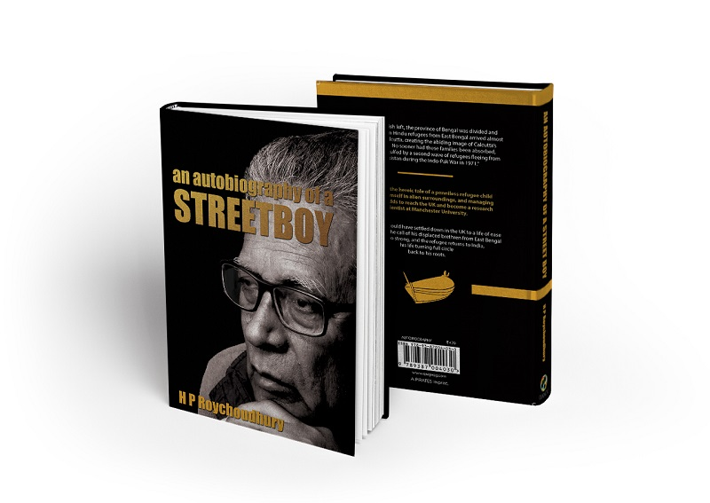 book cover-streetboy