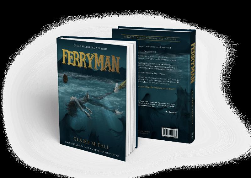 book cover-Ferryman