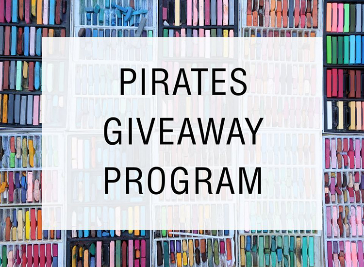 Pirates Giveaway Program