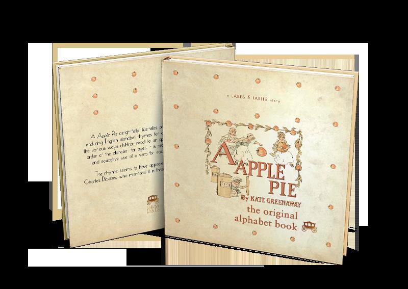 apple pie mock up