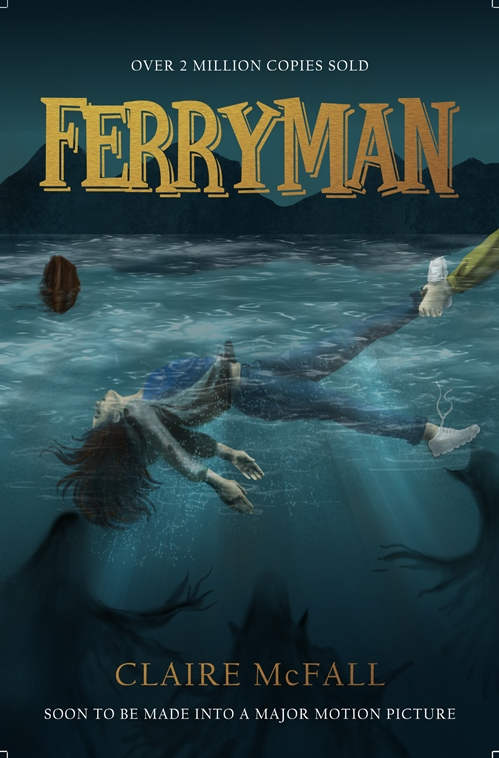 Ferryman front cover reference