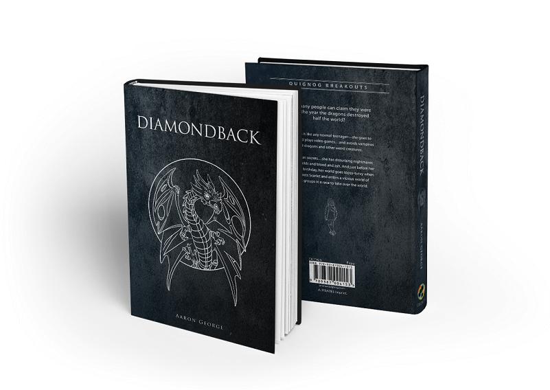 book cover-Diamondback
