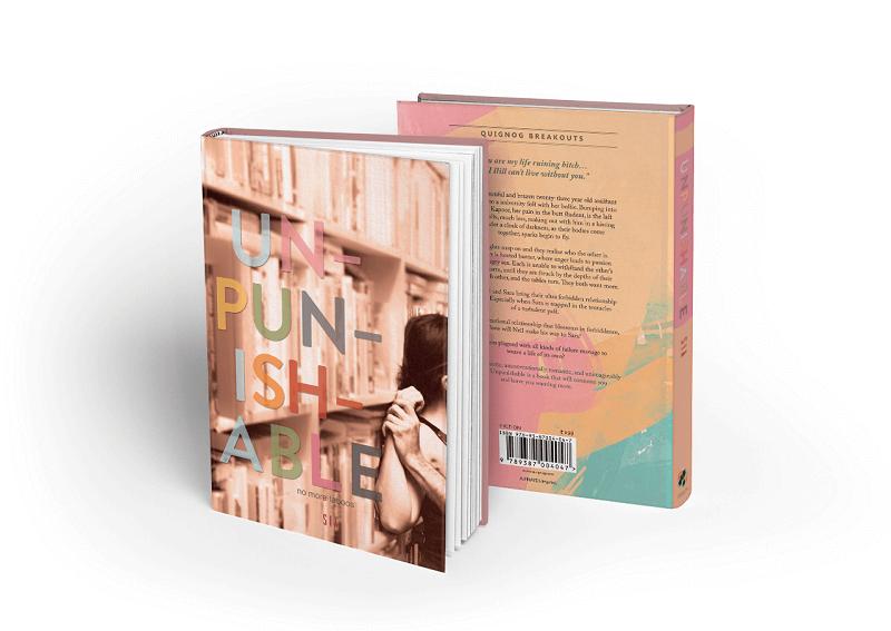 book cover-unpunishable