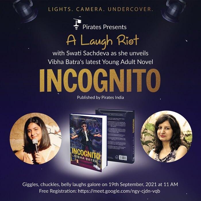 invite_A Laugh Riot with Swati Sachdeva and Vibha Batra